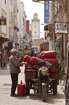 Morocco, Essaouira, Medina, Mood, Summer, North Africa