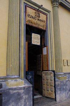 Shop, Maya, San Cristobel Del Colon, Chiapas