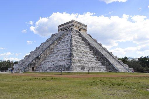 Chichen Itza, Yucatan, Maya, Mexican, Mexico, Weekend