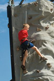 Climbing Wall, Mobile Climbing Wall