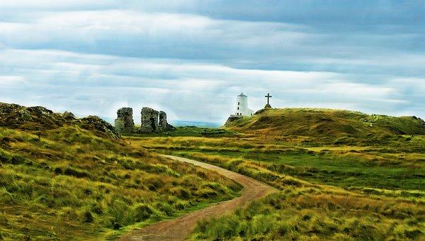 Countryside, Path, Trail, Mud Track, Rural, Hiking