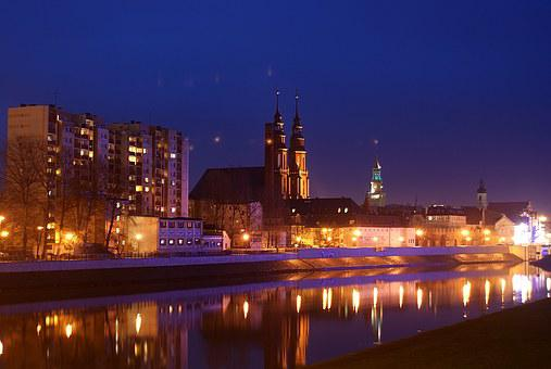 Opole, The Cathedral, Cathedral Opole, Measles