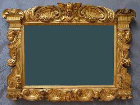 Picture Frame, Wood Frame, Picture, Frame, Wood