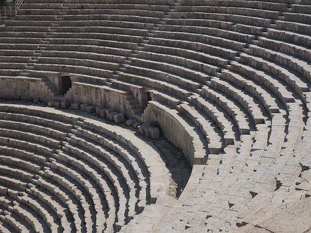 Roman Theatre, Classic, Harrows