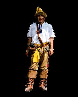 Landsknecht, Mercenary, Middle Ages, Soldier