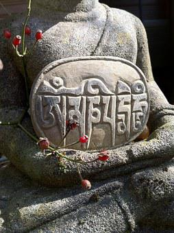 Buddha, Buddha Figure, Fig, Relief, Stone Engraving