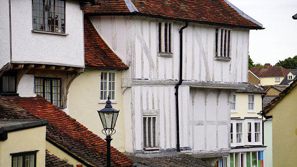 Old, Building, Exterior, Structure, Timber, Window