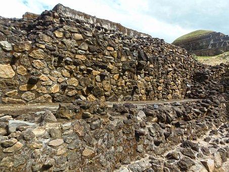 El Salvador, Tazumal, Culture, Pyramid, Structures