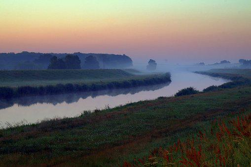 The Fog, Water, Channel, Relief, Measles, Opole