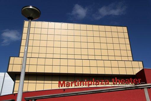 Martini Plaza Theater, Groningen, Theatre