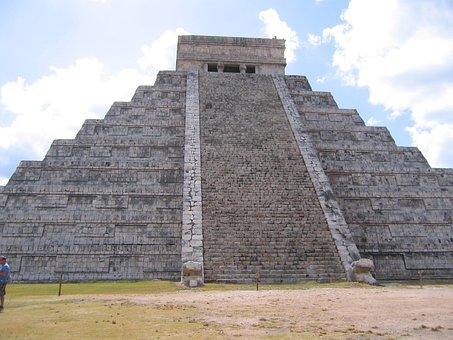 Chichén Itzá, Mexico, Ruin, Yucatan, Maya
