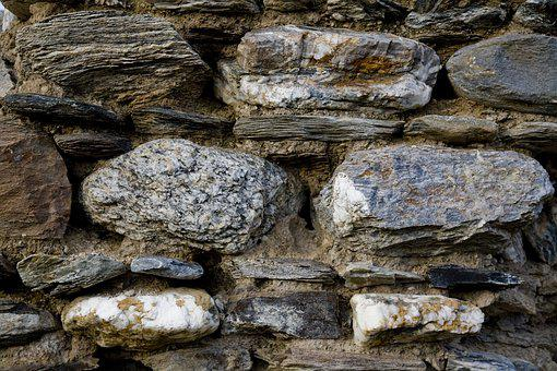 Wall, Stone, Architecture, Texture, Building, Old, Ruin