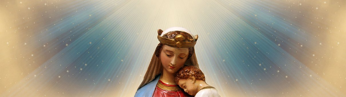 Baby Jesus, Religion, Virgin Mary, Madonna, Statue