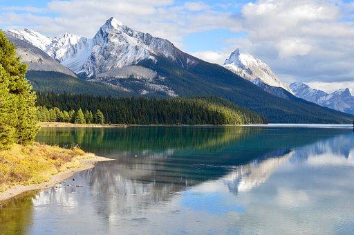 Canada, National Park, Jasper, Alberta, Nature