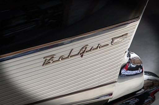 Chevrolet, Automotive, Oldtimer, Classic, Vehicle