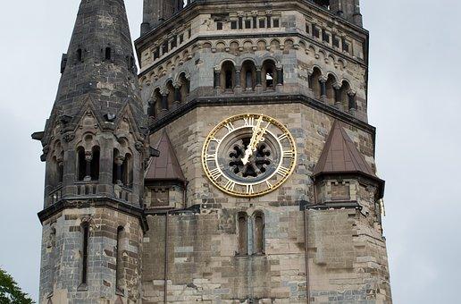 Clock Tower, Church Clock