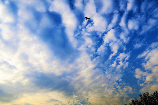 Clouds, Sky, Nature, Beautiful, Atmosphere, Blue, Cloud