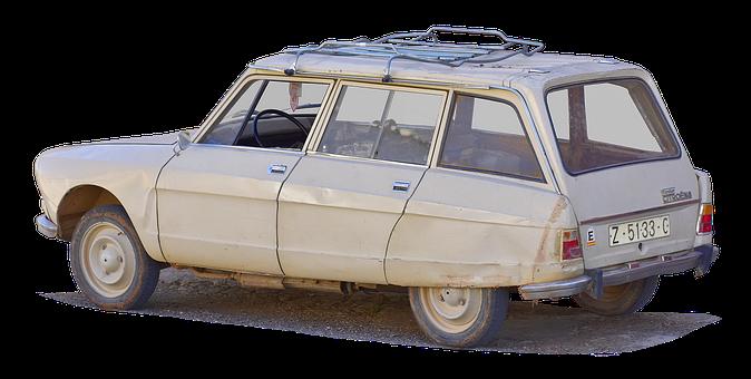 Citroën Ami, Combi, Familia, Automotive, Old Cars