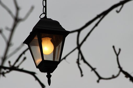 Lantern, Light, Decoration, Electricity, Mood, Evening