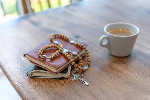 Rosary, Bible, Prayer, Catholic, Religion, Faith