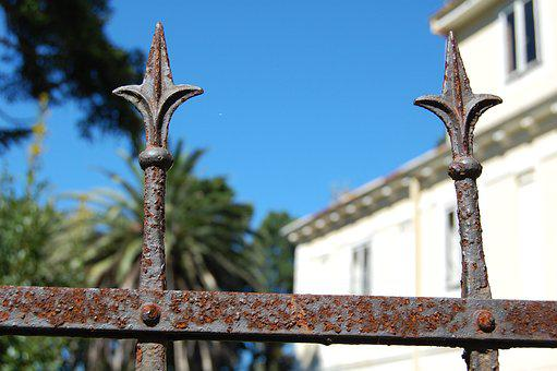 Fence, House, Architecture, Villa, Croatia