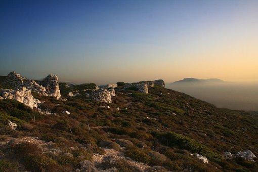 Kefalonia, Greece, Sunset