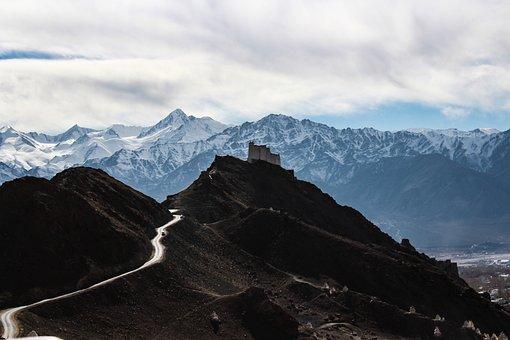 Leh, Ladakh, Kashmir, Tourism, Himalyan, Buddhist