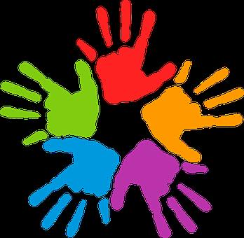 Common, Commune, Diversity, Hand, Hands, K, Mains, Mani