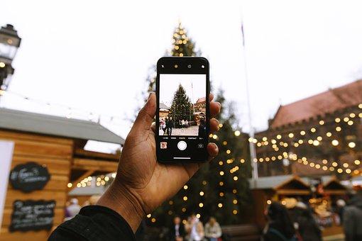 Christmas Market, Christmas, Advent, Decoration, Market