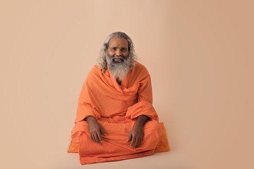Mentor, Yogi, Meditation, Vedanta, Guru, Guruji, Master