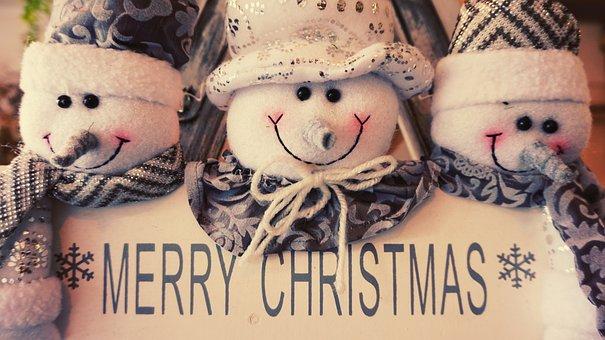 Merry Christmas, Christmas, Decoration, Celebration