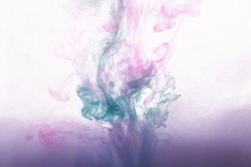 Ink, Paint, Water, Drop, Watercolor, Jump, Messy