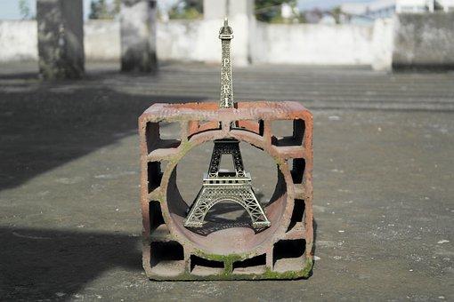 France, Paris, Eiffel, Tower