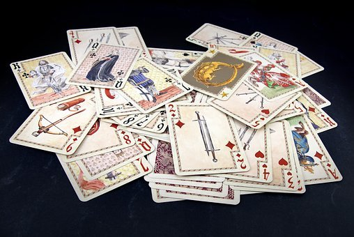 Card, Playing Cards, Poker, Play, Entertainment
