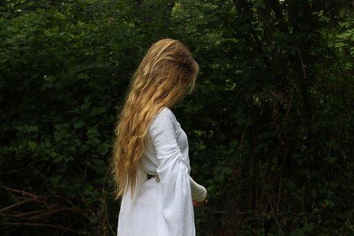 Long Hair, Medieval, Queen, Princess, Shieldmaiden