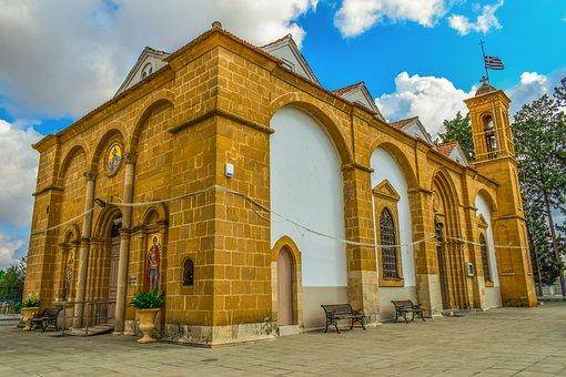 Church, Architecture, Religion, Orthodox, Building