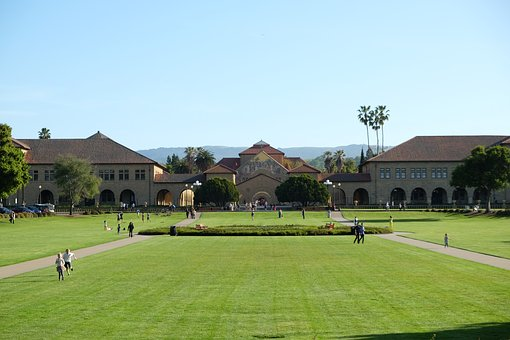 Stanford, University, Church, Silicon Valley
