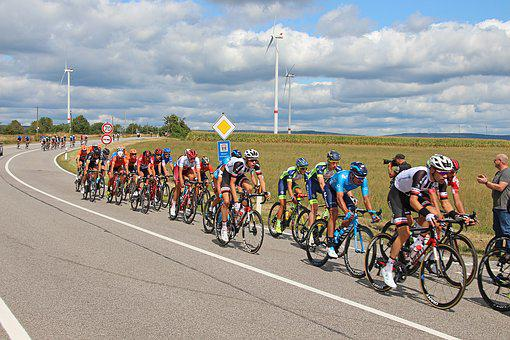 Cycling, Sport, Cycling Races, Germany Tour