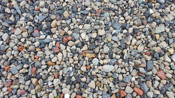 Gravel, Stone, Background, Structure, Packing, Pattern