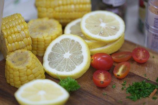 Cron, Tomato, Lemon