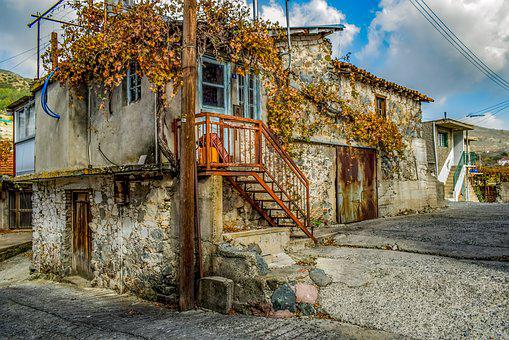Old House, Abandoned, Decay, Building, Architecture