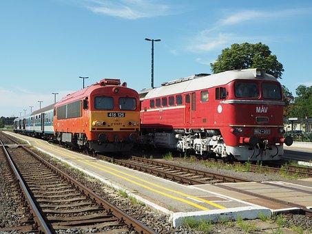 Diesel Locomotive, Sergei, Locomotive, Nostalgia
