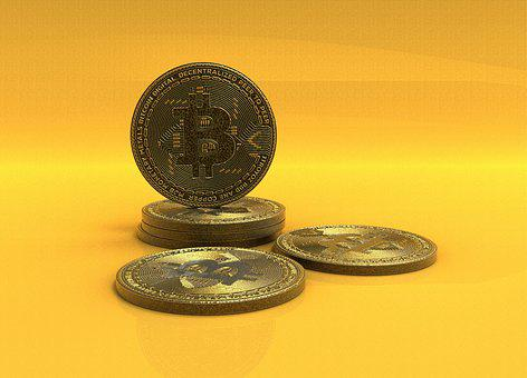 Bitcoin, Cryptocurrency, Digital, Electronics, Finance