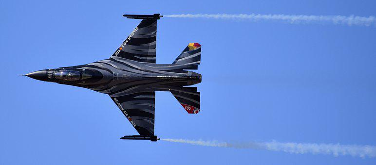 Jet, Aircraft, Military, Airplane, Plane, Flying