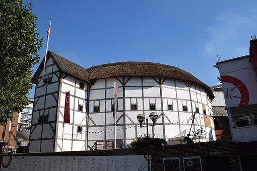 Shakespeare, Theatre, Globe, London, Great Britain
