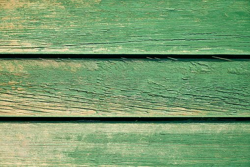 Green, Wood, Texture, Ground, Surface, Pattern, Wall