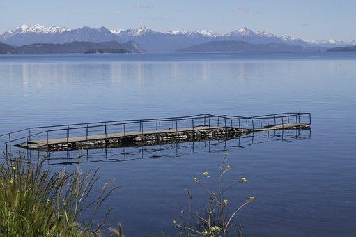 Web, Bariloche, Lake, Nahuel Huapi, Patagonia, Nature