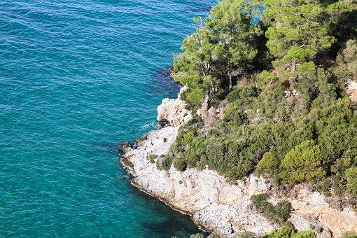 Marine, Water, Blue, Nature, Beach, Summer, Turquoise