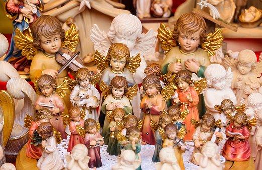 Religion, Christmas, Angel, Christmas Motif