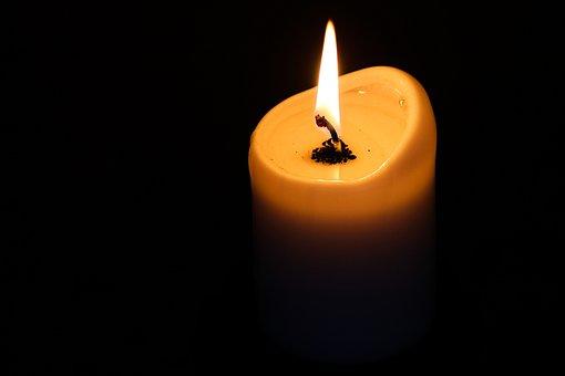 Candle, Candlelight, Wick, Burn, Shining, Seem, Light